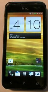 [BROKEN] HTC Incredible ADR6410 (Verizon) Cell Phone Good Used Cracked Glass