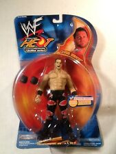 CHRIS BENOIT WWF 2001 Jakks Pacific Sunday Night Heat Rebellion Series 2 TTL