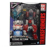Hasbro Transformers Spielzeug Titans Return Voyager Class Blunderbuss Broadside