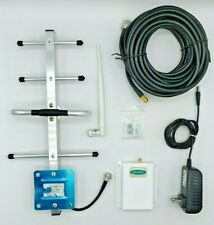 Phonelex CellPhone Signal Booster Antenna Kit AT&T, Verizon, T-Mobile Compatible