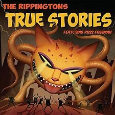 THE RIPPINGTONS - TRUE STORIES * NEW CD