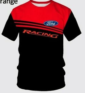 """ NEW "" Light Weight Ford Racing XL Shirt"