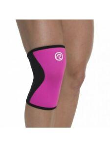 Rehband RX Knee Sleeve Pink