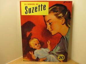 La Semaine de Suzette recueil album N°20, 1959