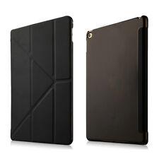 CUSTODIA Integrale SMART COVER SUPPORTO Stand per Apple iPad MINI 4 Nera
