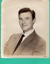 LAURENCE HARVEY Movie Star Actor Promo 1950's Photo 8x10