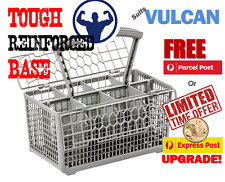 Best quality universal dishwasher cutlery basket, suits Vulcan -Reinforced base.