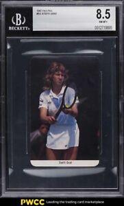 1987 Fax-Pax Tennis Steffi Graf ROOKIE RC #SG BGS 8.5 NM-MT+