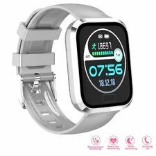 Touch Screen Men Women's Smart Watch Bluetooth Wristwatch for Samsung LG Android