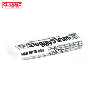 Classic Dog Puppy Squeaky Latex Newspaper Chew Toy Play