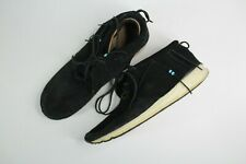 Authentic Visvim Fbt Suede Moccasin Sneaker  Sz 9.5 Men's
