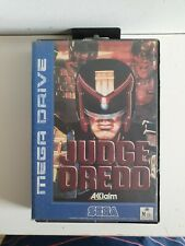 Sega Mega Drive - Judge Dredd