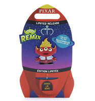Disney Store Pixar Toy Story Alien Remix Anger Pin Limited Release