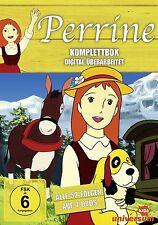 PERRINE-DIE ORIGINAL ZEICHENTRICK-SERIE (KOMPLET 4 DVD NEU
