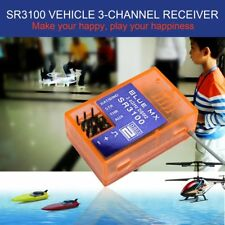 SR3100 2.4G Band 3 Channel Car-Truck Race Receiver for DX3R DX3E DX2S DX4C GA