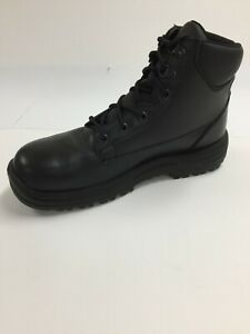 BLUNDSTONE LEATHER LACE UP SAFETY BOOTS 0761