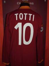 TOTTI ROMA 2002/2003 MAGLIA SHIRT CALCIO SOCCER FOOTBALL JERSEY MAILLOT CAMISETA