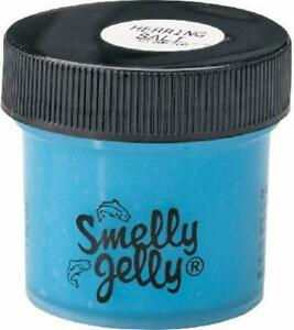 Smelly Jelly Catcher Co Fishing Attractant Scent 1 Ounce Jar Herring Salt