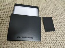 Alexander Wang wallet Empty box dimensions 5.75 x 4.8x 1.2