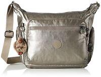 Black Lively Black 16.5x29x22 cm B Kipling Gabbie S Womens Cross-Body Bag