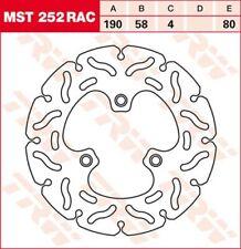 Bremsscheibe Malaguti CR1 50 Crosser ZJM43 Bj. 2000 TRW Lucas MST252RAC