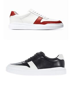 Men Cole Haan Grandpro Rally Court Sneakers Shoes Leather casual C32761 & C33553