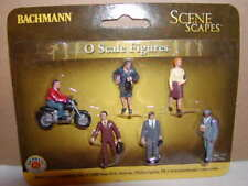 Bachmann Scene Scapes 33151 City People Figure Pack MIB O 027 New 6 Figures