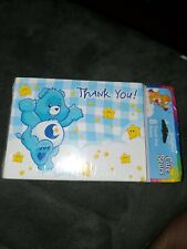 Care Bears Boy's First Birthday Thank You Cards