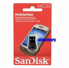 SanDisk MobileMate Duo microSD USB card reader SDDR-121