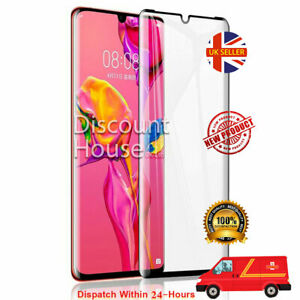 NEW - All Huawei Tempered Glass 9D Full Cover Screen Protector