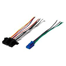 Factory Stereo CD Player Radio OEM Reverse Male Wire Wiring Harness Plug Cable