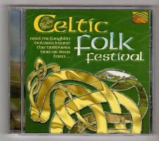 (GZ211) Various Artists, Celtic Folk Festival - 2000 CD