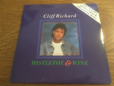 "Cliff Richard ""Mistletoe & Wine, Marmaduke & True Love Ways"" 7"" Single EX COND"