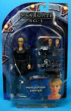 "STARGATE SG*1 Collection__Replicator CARTER 6 "" figure_Exclusive Limited Edition"