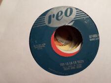 CANADA REO 45 RECORD/DEAN AND JEAN/TRAL LA LA LA SUZY/I LOVE THE SUMMERTIME/ VG+