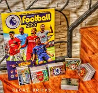Premier league 2020 panini ONLY SET NO ALBUM NO UPDATE STICKERS top price