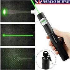 More details for 10 miles laser pen pointer lights green light adjustable visble lazer lamp ch