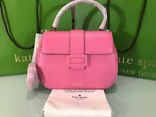 Kate Spade Kate Spade Carlyle Street Justina  Crossbody $348 Pink Sunset