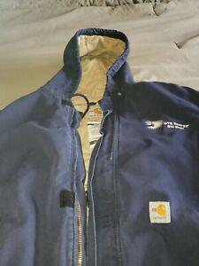 FR Hooded Jacket