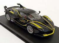 Burago 1/43 Scale Model Car 18-36906B - Ferrari FXX K - Black #44