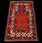 Genuine, Original Pure Wool Rug Rustic Handmad Carpet CM 130x82