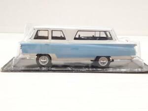 Start minibus AutoLegends USSR 1964. Diecast Metal model 1:43. Deagostini. NEW /