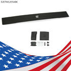 Tailgate CapFlexible Flex Step Pad Molding Trim Kit Fit For Ford F-150 2015-200