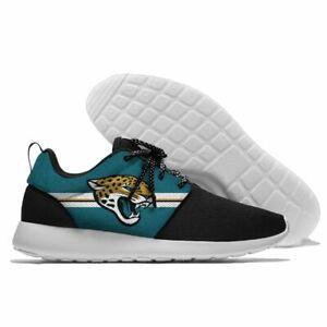 JACKSONVILLE JAGUARS Men's Womens Lightweight Shoes Sneakers Football Team Fans