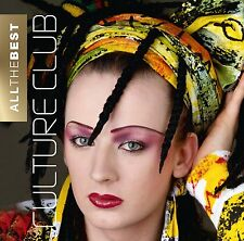 Culture Club - All the Best (2012)  2CD  NEW/SEALED  SPEEDYPOST