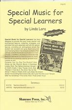 Special Music for Special Learners Highlights Linda Lara Sheet Music 2002