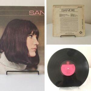 """Sandie Shaw – Sandie 12""""  Vinyl  Album 1965"""