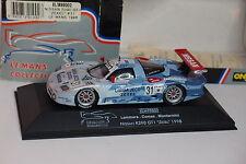 ONYX NISSAN R390 GT1 ZEXEL #31 LE MANS 1998 1/43