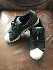 Adidas Xeno Superstar Retro Trainers Size UK8.5, EU42.7 In Great Used Condition