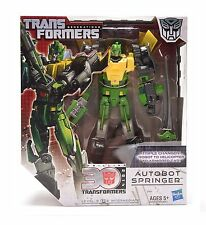 Transformers Generations  IDW Voyager Class SPRINGER regalo Action Figure